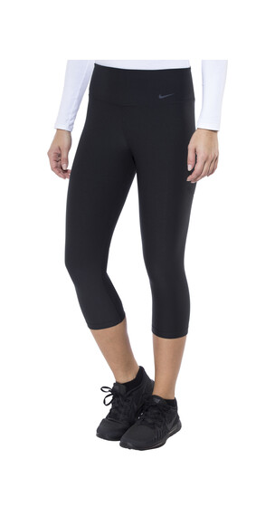 Nike Legend 2.0 Tight Poly Løbebukser sort